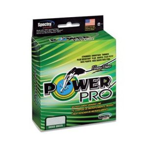POWER PRO 10LB MOSS GREEN 150YD