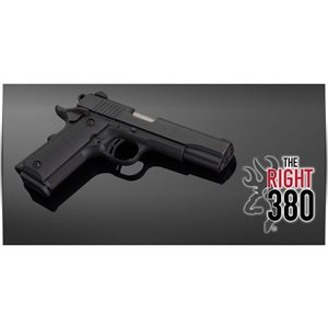 Browning 1911-380 BLACK LABEL .380ACP