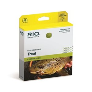 MAINSTREAM TROUT WF5F LEMON GREEN