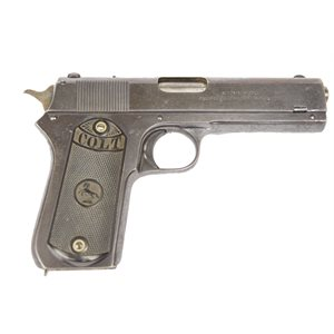 COLT POCKET 1903 38 RIMLESS