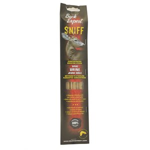Sniff sticks scent Spike